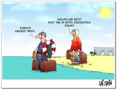 Bald Ist Urlaub