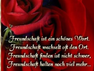 Gedichte Für Freunde Die Man Nie Verlieren Will