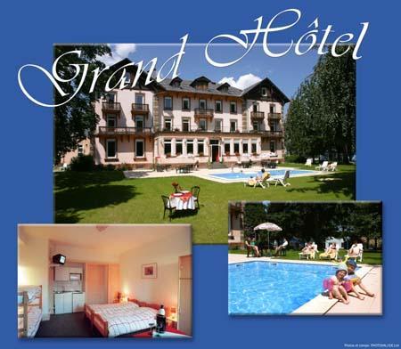 Grand Hotel Munster Homepage