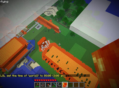 Minecraftisourgame Die Stadt Ist Krank - Minecraft spiele ohne plugin