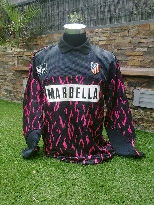 4-Temporada 1990/1991. kit portero 1