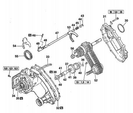 Injection Pump 3818565 additionally Page3 together with Torque Converter Sensor Location Hyundai in addition 91498 Post Your Zx 14 Pics together with Np241 Exploded Parts Diagram. on suzuki samurai turbo