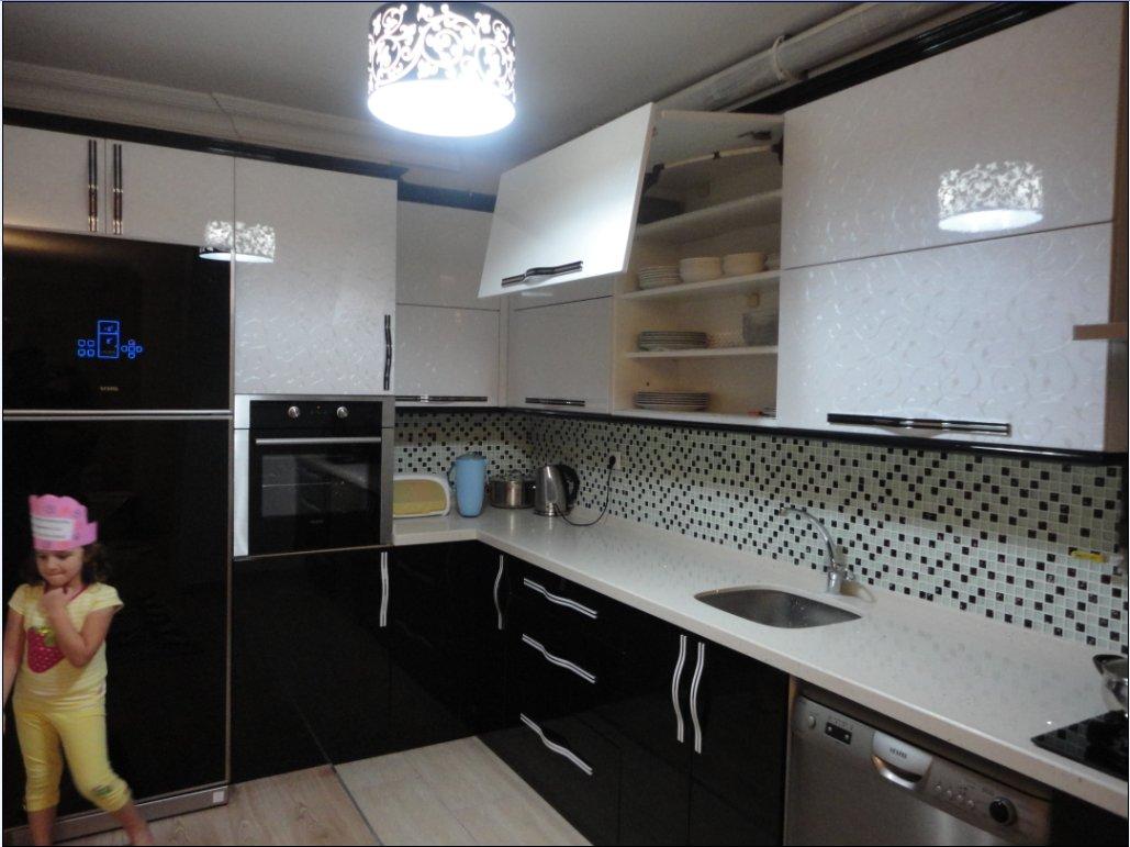 Mutfak dolapları zemini - işlevsellik ve konfor