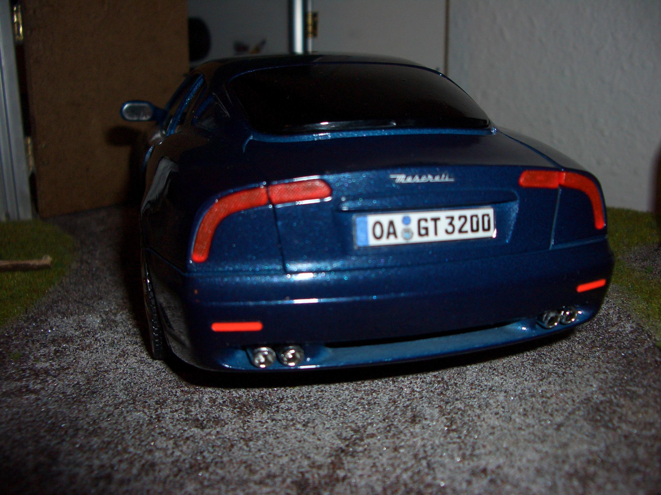 1 18 Tuning Maserati 3200 Gt