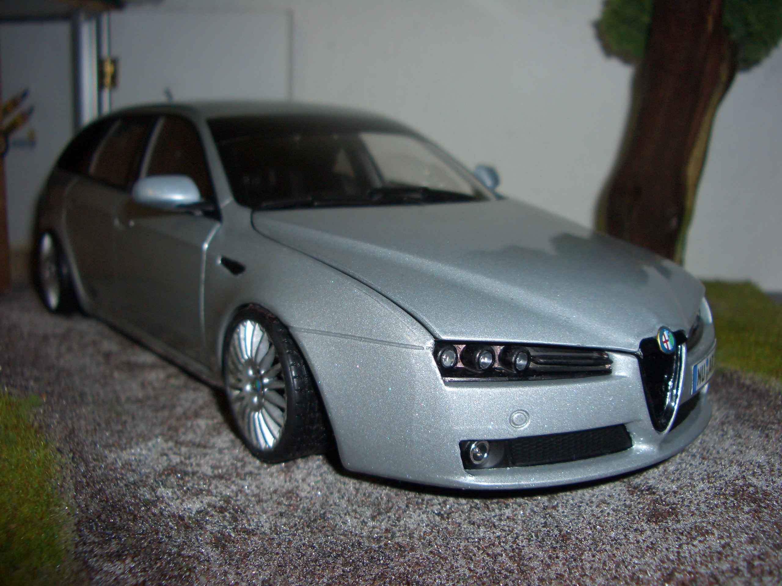 1 18 tuning alfa romeo 159 sw. Black Bedroom Furniture Sets. Home Design Ideas