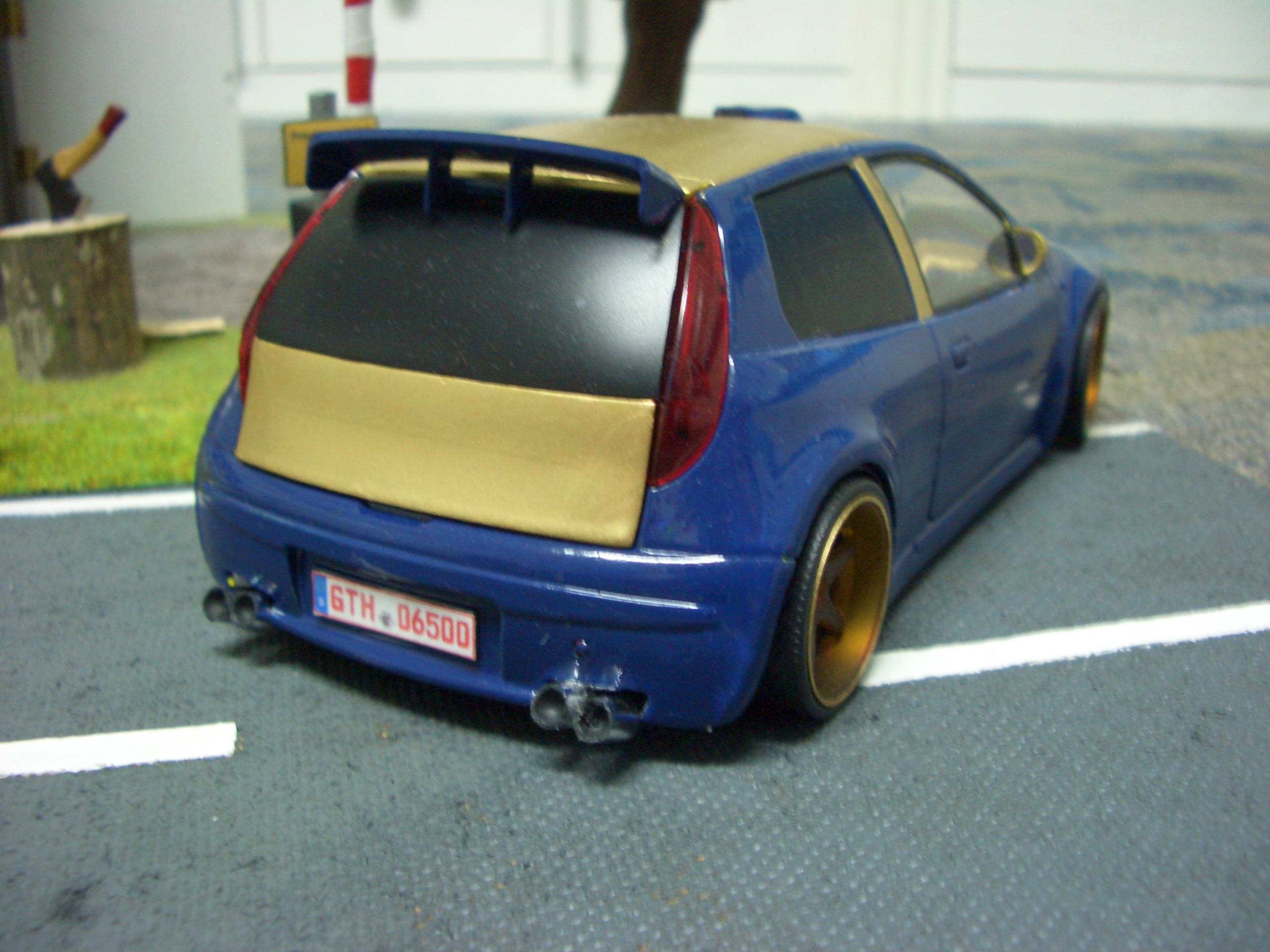 1 18 Tuning Fiat Punto 188 Hgt