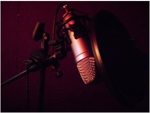 Stüdyo Ambianc Microfon