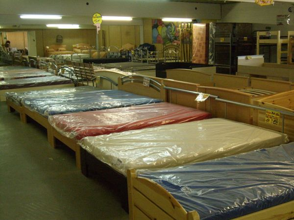 m bel sonderposten futon betten. Black Bedroom Furniture Sets. Home Design Ideas
