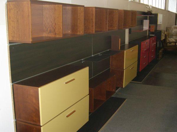 m bel sonderposten wohnw nde. Black Bedroom Furniture Sets. Home Design Ideas