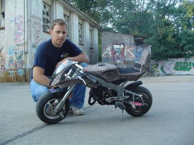 Poketbike in Kirchmöser