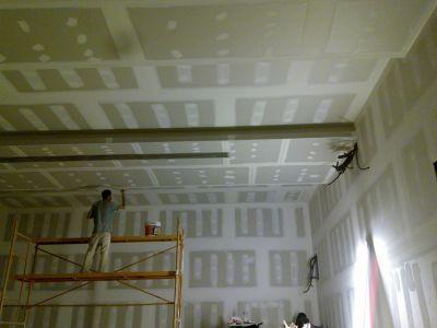 Montadorpladurmadrid que es pladur las placas de - Placas para paredes interiores ...