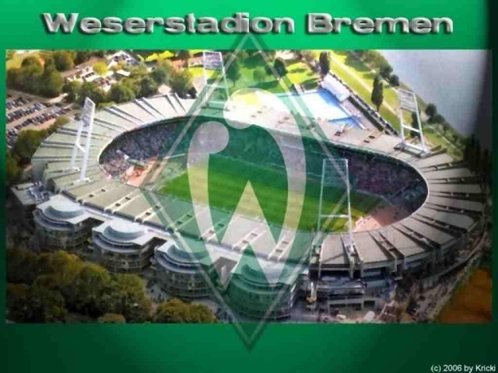 M Logo Wallpaper Meine HP - Werder Brem...