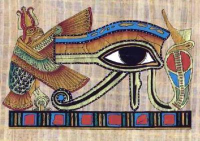 Divinita egizie horus