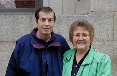Jerald und Sandra Tanner