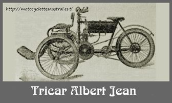 Tricar Albert Jean, appelé Tri-Balladeur