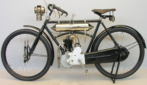 motocyclette Rochet 1908