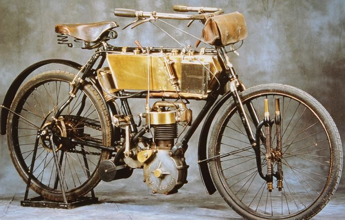 moto Rochet MH