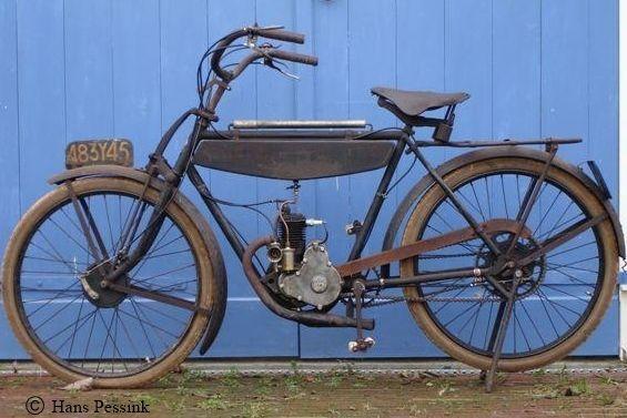 vélomoteur A24, 1924