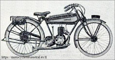 Austral type B25
