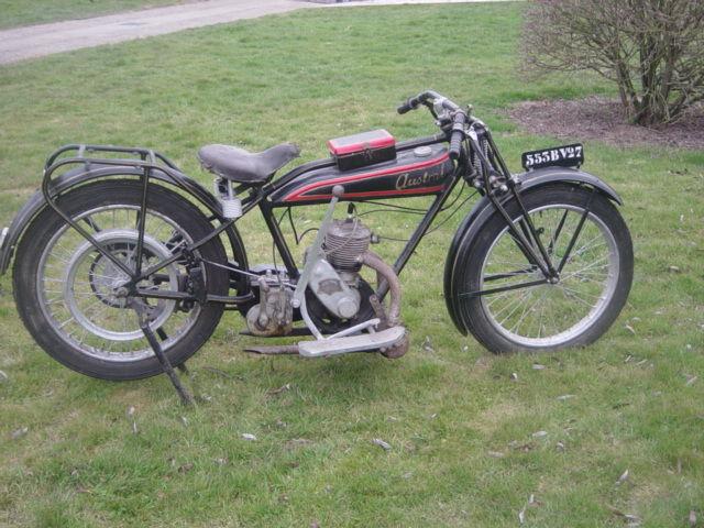 Austral moto type Standard 1927