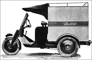 Austral camionnette type L