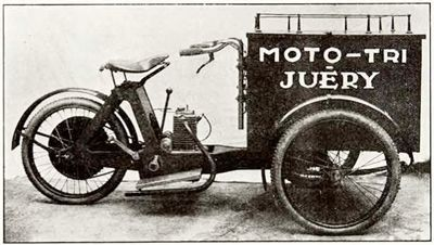 moto-tri Juéry