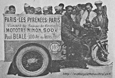 le mototri Ninon