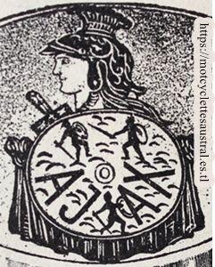 logo de la marque cycles Ajax