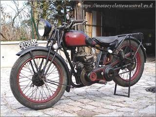 moto Austral type NV