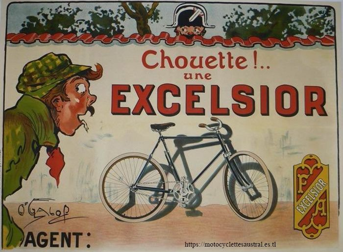 affiche Excelsior, Bourgoin