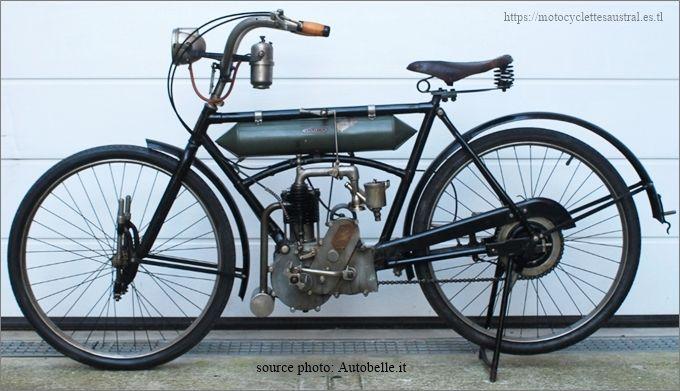 moto Excelsior 1909