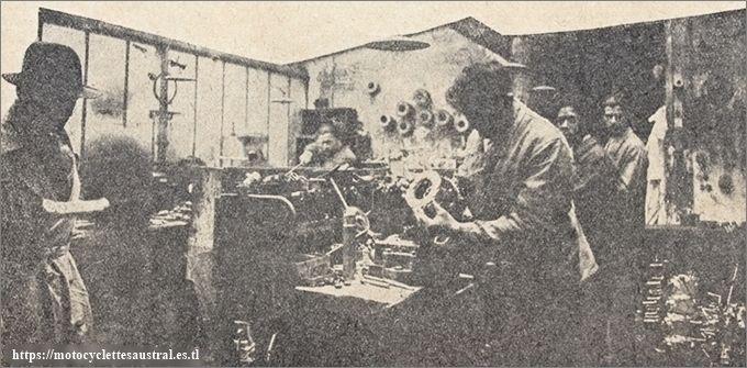 les ateliers Staub