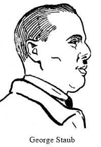 portrait de George Staub