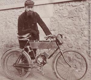 moto H. Petit, 1903