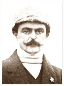 Portrait de Joseph Bernadou Dacier, 1912
