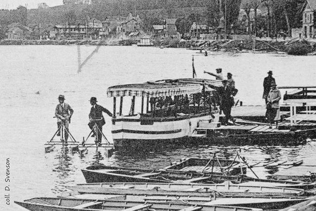 Nogent-Joinville des hydrocycles Cuisinet sur la Marne, détail