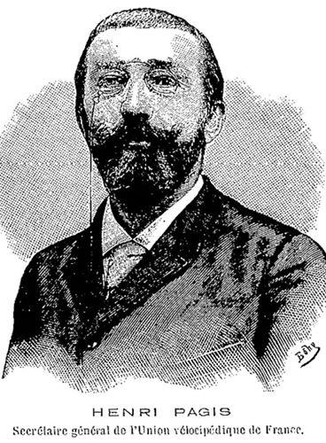 Henri Pagis, dessin