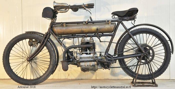 moto Rochet type MG