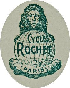 cycles Rochet, logo