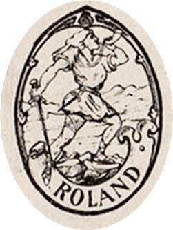 logo de cycles Roland, J. Dolé, Albert, Somme