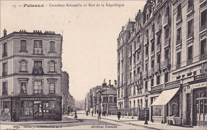 Puteaux, rue de la République 68