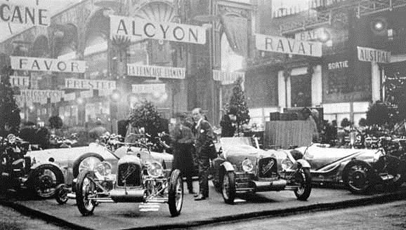 Salon du cycle 1928