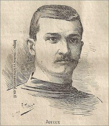 Portrait de Jean-Théodore Joyeux