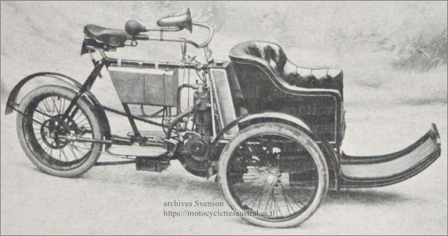 Austral tri-car type B