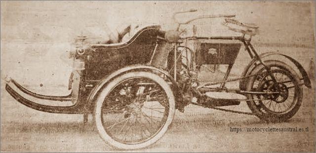 tricar Austral type B-1