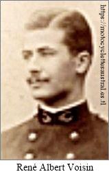 Portrait de René Albert Voisin