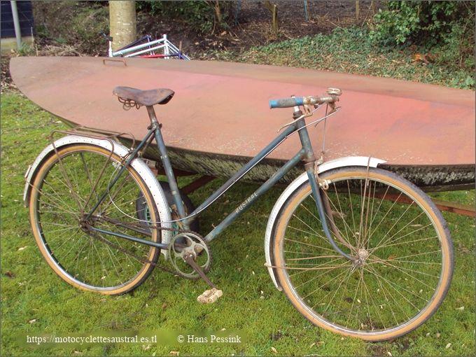 vélo Austral fabriqué à Caen dans les années 1940-1950