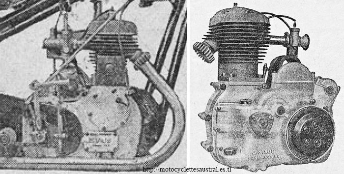 bloc-moteur Staub
