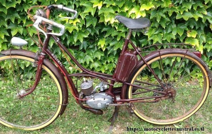 Cyclomoteur Austral environ 1951-1954