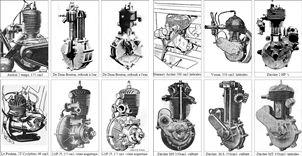tableau des moteurs, vignette